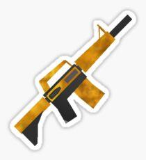 Unturned Nuclear Maplestrike Sticker