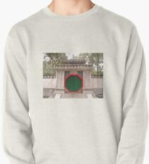 Chinese Gate Pullover