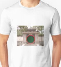 Chinese Gate Unisex T-Shirt
