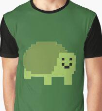 Unturned Schildkröte Grafik T-Shirt