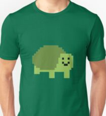 Unturned Turtle Unisex T-Shirt