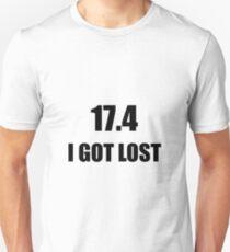 I Got Lost T-Shirt