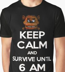 Five Nights at Freddy's Graphic T-Shirt