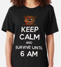 Five Nights at Freddy's Slim Fit T-Shirt
