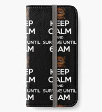 Five Nights at Freddy's iPhone Wallet/Case/Skin