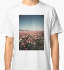 Camiseta clásica Floral Field
