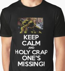 Five Nights at Freddy's: One's Missing! Graphic T-Shirt