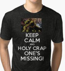 Five Nights at Freddy's: One's Missing! Tri-blend T-Shirt