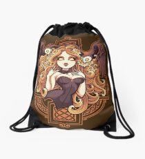 Nocturne Drawstring Bag