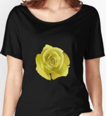 Yellow Roses Women's Relaxed Fit T-Shirt