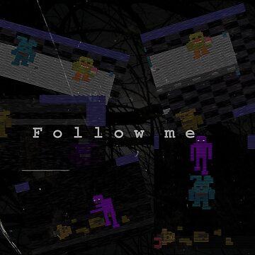 Follow me... Purple Man Sequence  by ArianaFaithJ