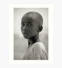 Samburu #1 Art Print