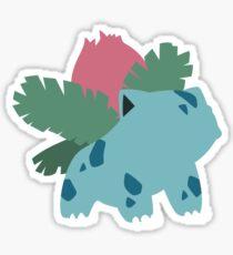 Kanto Starters - Ivysaur Sticker