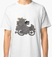 OFF - Motorcyclist Zacharie Classic T-Shirt