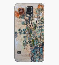 Australian flowers Case/Skin for Samsung Galaxy