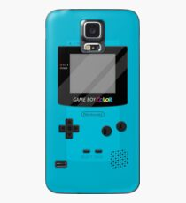 Funda/vinilo para Samsung Galaxy Gameboy Color 2.0 - Teal