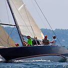 """8 Metre Yacht """"Aluette"""" by wolftinz"""