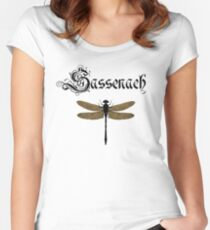 Sassenach Women's Fitted Scoop T-Shirt