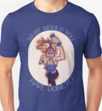 WHAT WOULD GAYLE HAVE DONE?!? T-Shirt