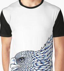 Blue Eagle Graphic T-Shirt