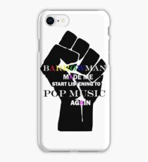 Barrowman made me do it (colorful) iPhone Case/Skin