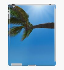 Tropical beach iPad Case/Skin