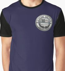 Dallas Police Officers Memorial Graphic T-Shirt