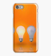 Light Bulb Domination iPhone Case/Skin