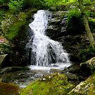 Crabtree Falls in Summer       ^ by ctheworld