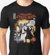The Amazing Cyber-Man! Unisex T-Shirt