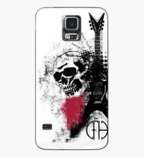 Trash Polka Dimebag Darrell Case/Skin for Samsung Galaxy