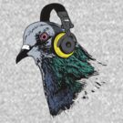 Techno Pigeon v2 by Nocturnal Prototype™