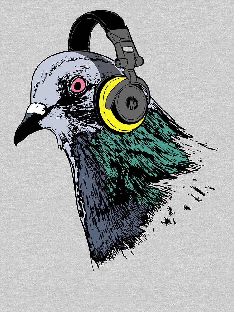 Techno Pigeon v2 by np0341