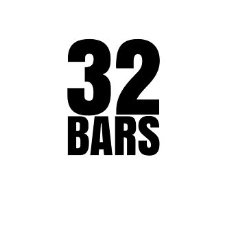 32 BARS MYLES PARRISH PILLOW  by hmlkalin-parks