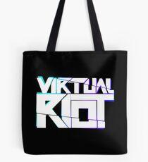 Virtual Riot Merch Tote Bag
