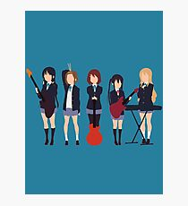K-On Shirt Photographic Print
