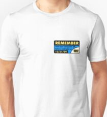 Best Buy Y2K Reminder Unisex T-Shirt