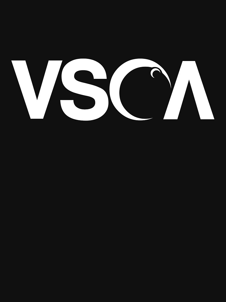 VSCA -- logo, white by vsca