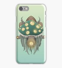 Glitch Giant - Lem iPhone Case/Skin