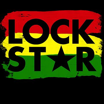Lock Star Rasta by rembraushughs