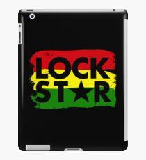 Lock Star Rasta iPad-Hülle & Klebefolie