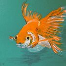 Goldfish by Angela Micheli Otwell