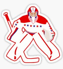 Stars and Stripes Holtby Sticker