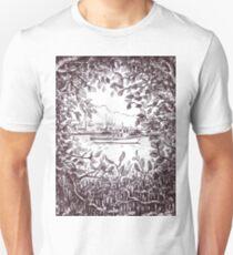Teralba Lake Macquarie Unisex T-Shirt