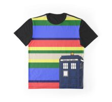 Tom Bakers TARDIS Graphic T-Shirt