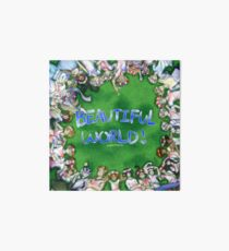 [Hetalia] Beautiful World! #10YrsOfHetalia Art Board