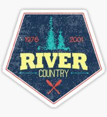 River Country. It used to exist. Sticker