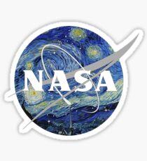 Nasa Starlight Sticker