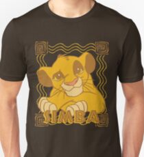 Simba Cub - Der König der Löwen Slim Fit T-Shirt