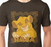 Simba Cub - The Lion King Unisex T-Shirt